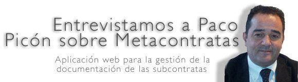 MetaContratas: Aplicación web para la gestión de la documentación de las subcontratas