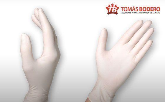 Nuevo guante de Tomás Bodero Semperguard Nitrile Xenon: protección con suavidad y tacto