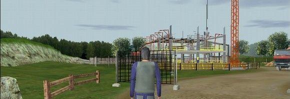 Simulador: Prácticas de seguridad en la Construcción