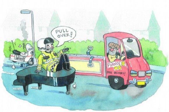 Mitos en prevención: Si estás conduciendo no es necesario asegurar la carga