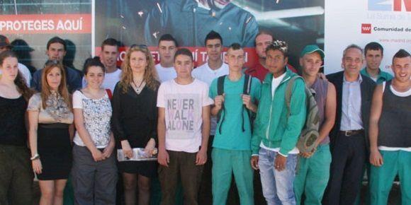 Emprebus presenta 'Prevenir los riesgos laborales es rentable 2012'