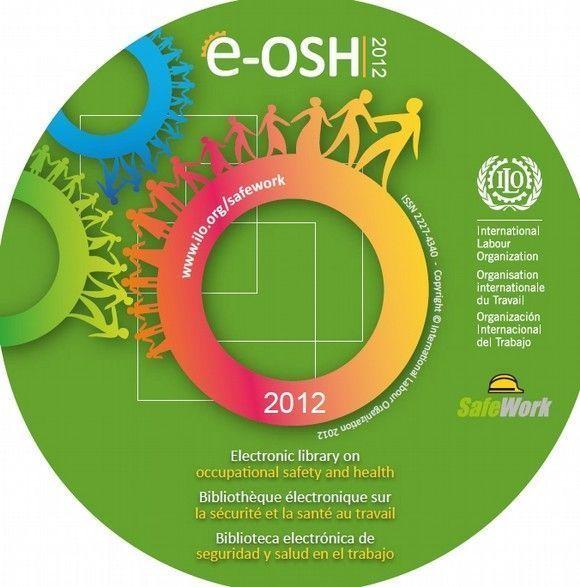 e-OSH 2012: Biblioteca electrónica de seguridad y salud en el trabajo