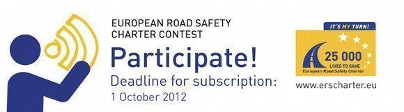Concurso de la Carta Europea de la Seguridad Vial - ¡Gana unas prácticas de un mes en Barcelona!