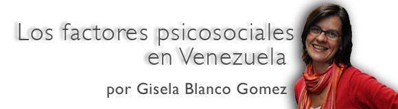 Los Factores Psicosociales Laborales en Venezuela