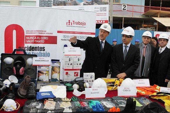 """Perú lanza la campaña """"Cero Accidentes de Trabajo"""""""
