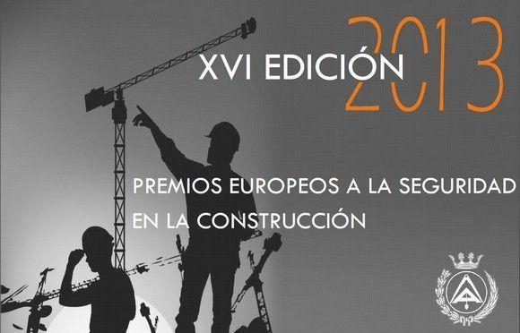 Convocados los XVI Premios Europeos de la Arquitectura Técnica a la Seguridad en la Construcción