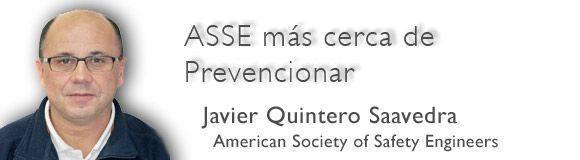 ASSE (American Society of Safety Engineers) más cerca de Prevencionar