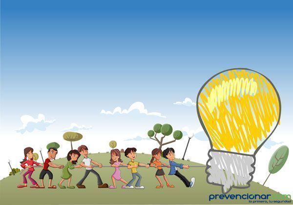 Concurso escolar para la realización de trabajos relacionados con la PRL por alumnos de centros educativos