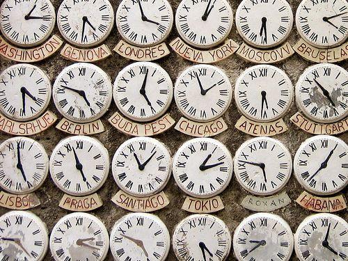 La organización del tiempo laboral se contempla como un riesgo psicosocial