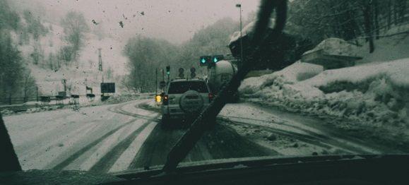 Meteorología adversa ¿Cómo conducir con mal tiempo?