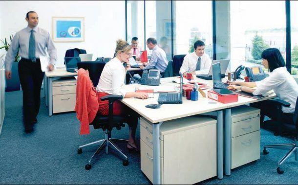 Un lugar de trabajo saludable conduce a un balance sano