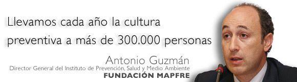 Fundación Mapfre: Llevamos cada año la cultura preventiva a más de 300.000 personas