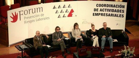 Forum PRL: Coordinación de actividades empresariales