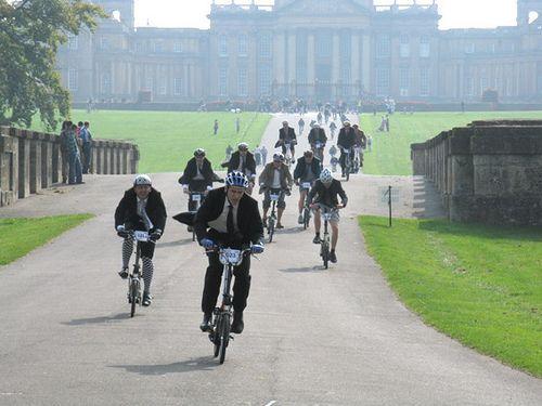 Al trabajo en bicicleta: Bueno para el trabajador y para la empresa