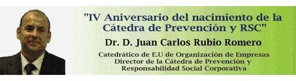 IV Aniversario del nacimiento de la Cátedra de Prevención y RSC de la UMA