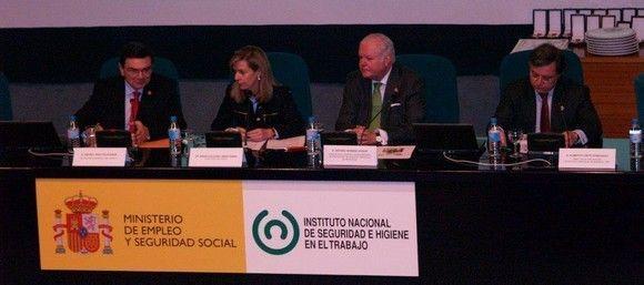 Entrega de Premios: XIV Edición de los Premios Nacionales es Internacionales Prever 2012