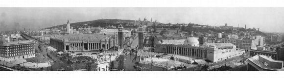 Curioso video sobre obras acometidas en barcelona en 1927
