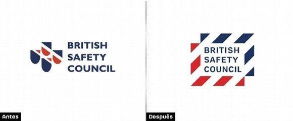 La organización británica de prevención de riesgos laborales presenta nueva imagen