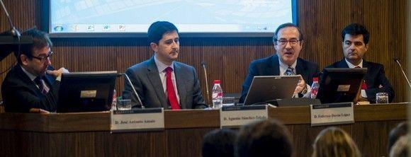 Jornada sobre las Empresas Saludables en Sevilla