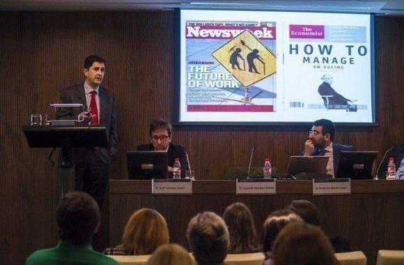 Sevilla: Jornada de empresa saludable