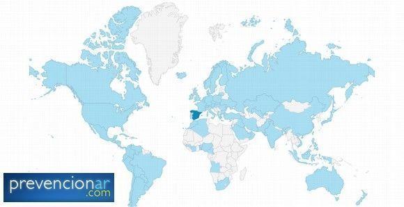 Prevencionar en Hispanoamérica: Ediciones Locales