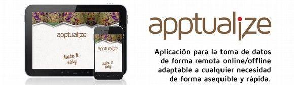 Apptualize aplicación para dispositivos móviles