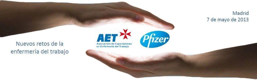 AET y Pfizer promoverán la salud en las empresas