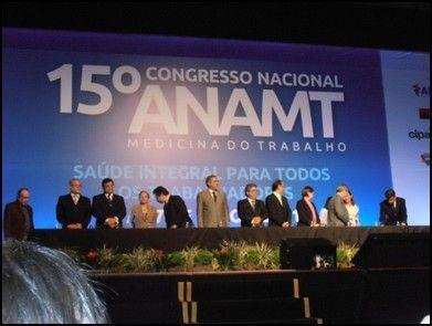 El consejo general de profesionales de la seguridad y salud en el trabajo de España participa en el XV Congreso de la Asociación Nacional de Medicina del Trabajo de Brasil y en la constitución de Mercossat