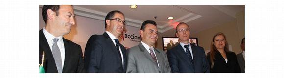Firma convenio de colaboración, la Secretaría del Trabajo y Previsión Social con ACCIONA en #México