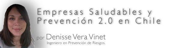 Empresas Saludables y Prevención 2.0 en Chile