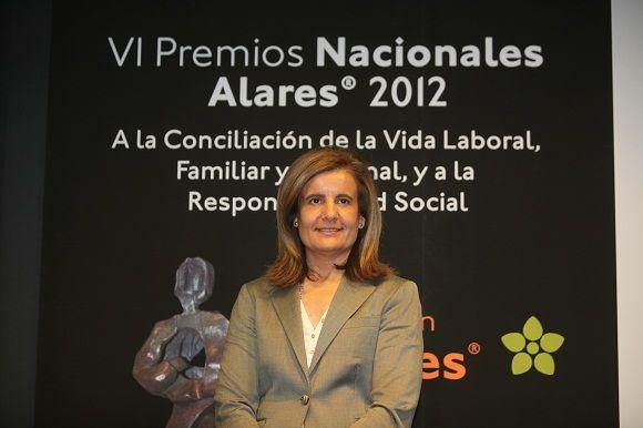 Fundación Alares premia al Servicio de Prevención de Mahou-San Miguel