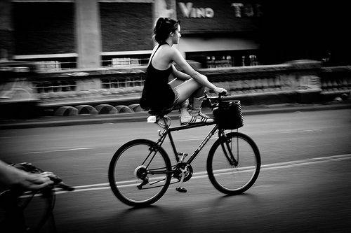 Las bicicletas no son solo para el verano