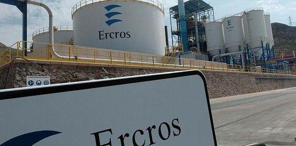 Ercros supera los 9 años sin accidentes laborales