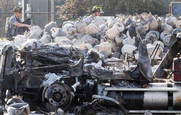 ¿Error humano o fallo del equipo causa de explosión de planta en Florida?