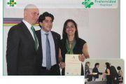 Fraternidad Muprespa recibe el 'Sello Alcorcón Concilia'