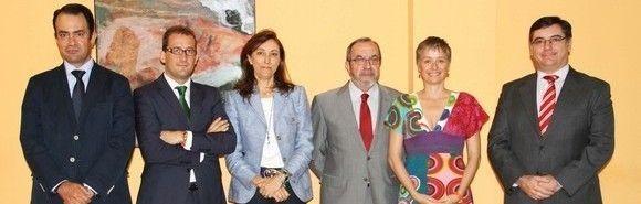 Firma de Convenio de Colaboración entre el INSHT y AESPLA