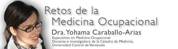 Retos de la Medicina Ocupacional en Venezuela
