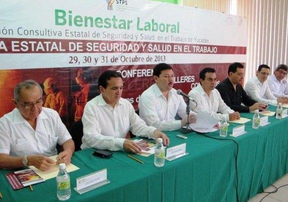 #Mexico celebra la semana estatal de la Seguridad y Salud en el Trabajo