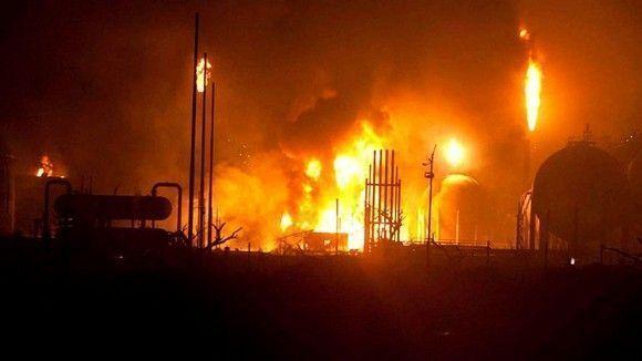 La principal refinería de Venezuela sufrió 50 accidentes y prohíbe hablar a los empleados