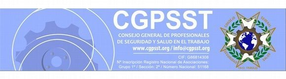 El Consejo General de Profesionales de la Seguridad y Salud en el Trabajo avanza con paso firme