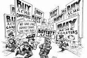 Aumentan los boicots de consumidores a las empresas y marcas irresponsables