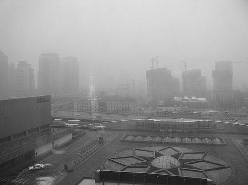 El 90% de la población urbana respira aire dañino para la salud
