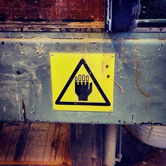 #danger #riesgo #safety