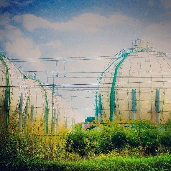 Vueltas por polígonos industriales - #UFO #repsol #industria #saludlaboral