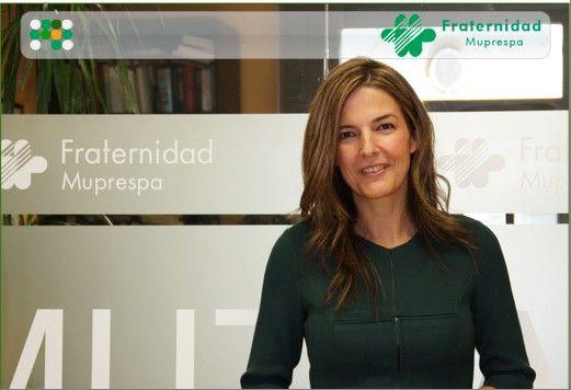 Nombramiento de Mª del Carmen Rueda, nueva directora provincial de Madrid en Fraternidad Muprespa
