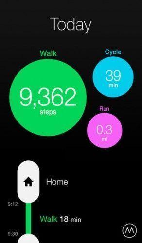 El teléfono móvil se perfecciona como medidor de la actividad física