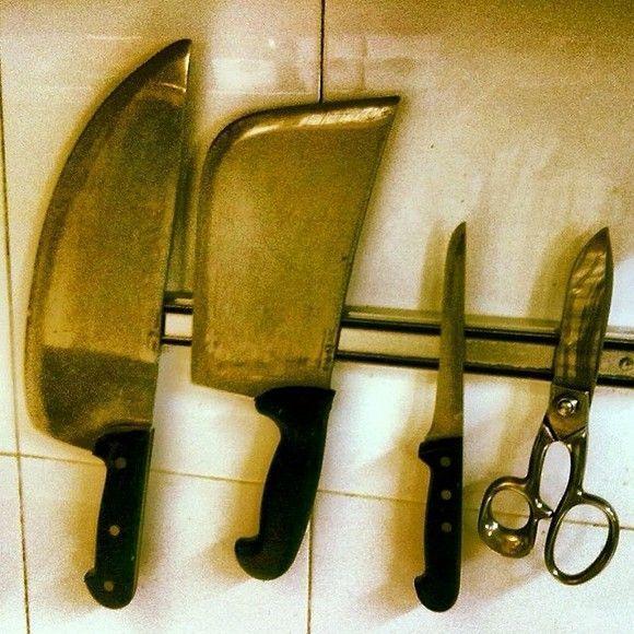 Herramientas de cocinero