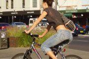 En bici al trabajo
