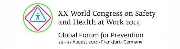 XX Congreso Mundial sobre Seguridad y Salud en el Trabajo 2014