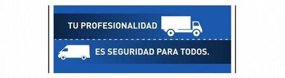 Campaña de la DGT para intensificar la vigilancia a camiones y furgonetas
